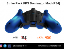 Strike Pack FPS Dominator Mod (PS4)